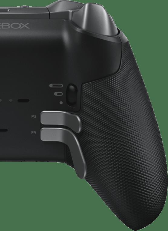 Black Microsoft Xbox Elite Wireless Controller Series 2.4