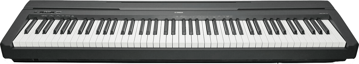 Black Yamaha P-45 B.1