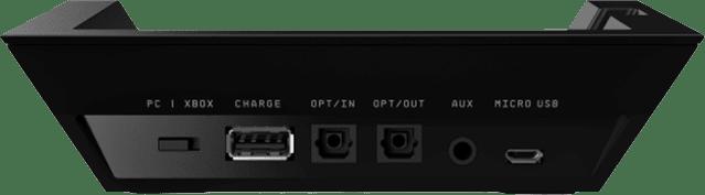 Black ASTRO Gaming A50 Wireless Headphones + Base Station, Gen 4.4