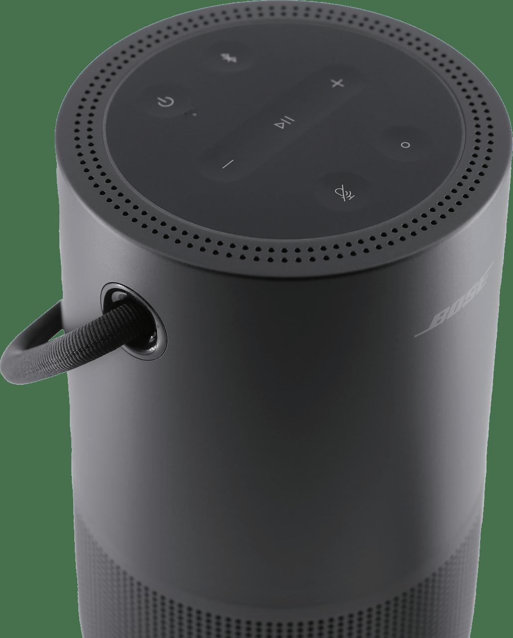 Matt Black Bose Portable Smart Speaker.3