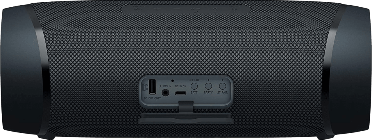 Black Sony SRS-XB43 EXTRA BASS Portable Bluetooth Speaker.4