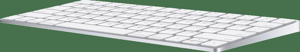 Silver Apple Magic Keyboard.1