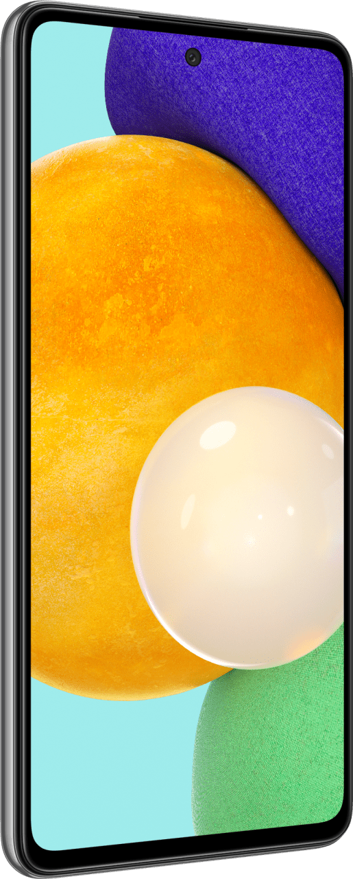 Black Samsung Galaxy A52 5G 128GB.1