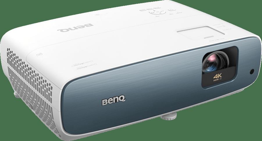 White BenQ TK850 Projector - 4K UHD.1