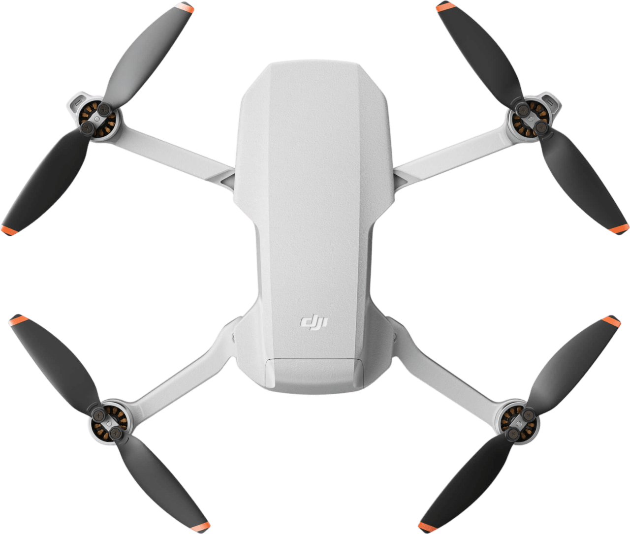Light Gray DJI Mini 2 Fly More Combo Drone.4