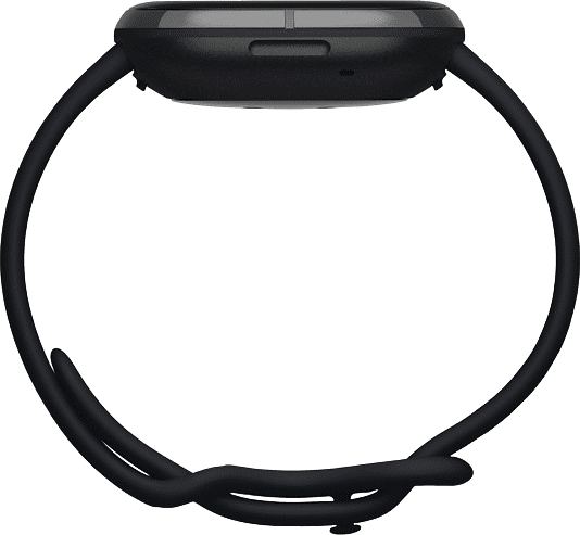 Carbon & Graphite Fitbit Sense Smartwatch.4