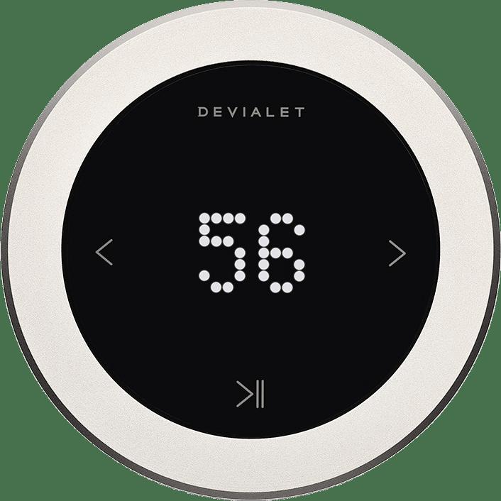 Matt Black Devialet High Precision Remote Control for Phantom.2