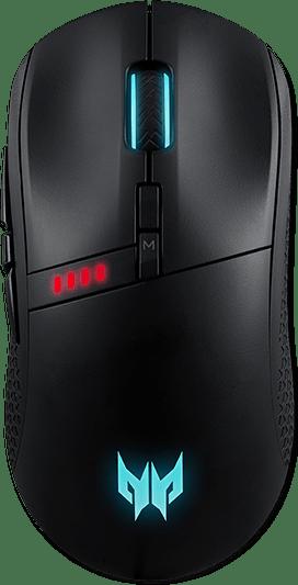 Schwarz Acer Predator Cestus 350.1