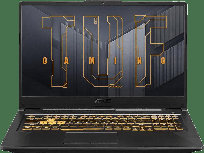 Black Asus TUF FX706HE-HX009T - Gaming Laptop - Intel® Core™ i5-11400H - 16GB - 512GB SSD - NVIDIA® GeForce® RTX 3050 Ti (4GB).1