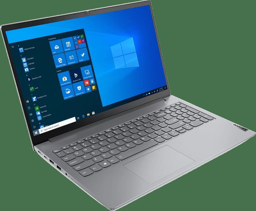 Black Lenovo ThinkBook 15 G2 ITL Laptop - Intel® Core™ i5-1135G7 - 8GB - 256GB - Intel® Iris® Xe Graphics.1