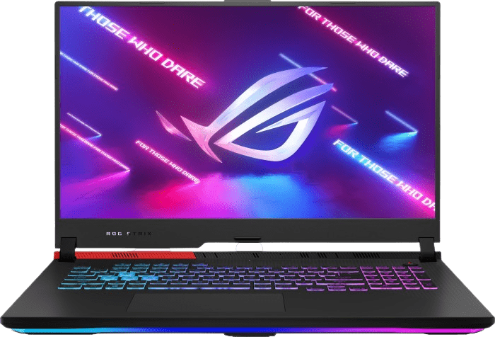 Grey Asus ROG Strix G17 G713QR-HG106T - Gaming Laptop - AMD Ryzen™ 9 5900HX - 16GB - 1TB SSD - NVIDIA® GeForce® RTX 3070.1