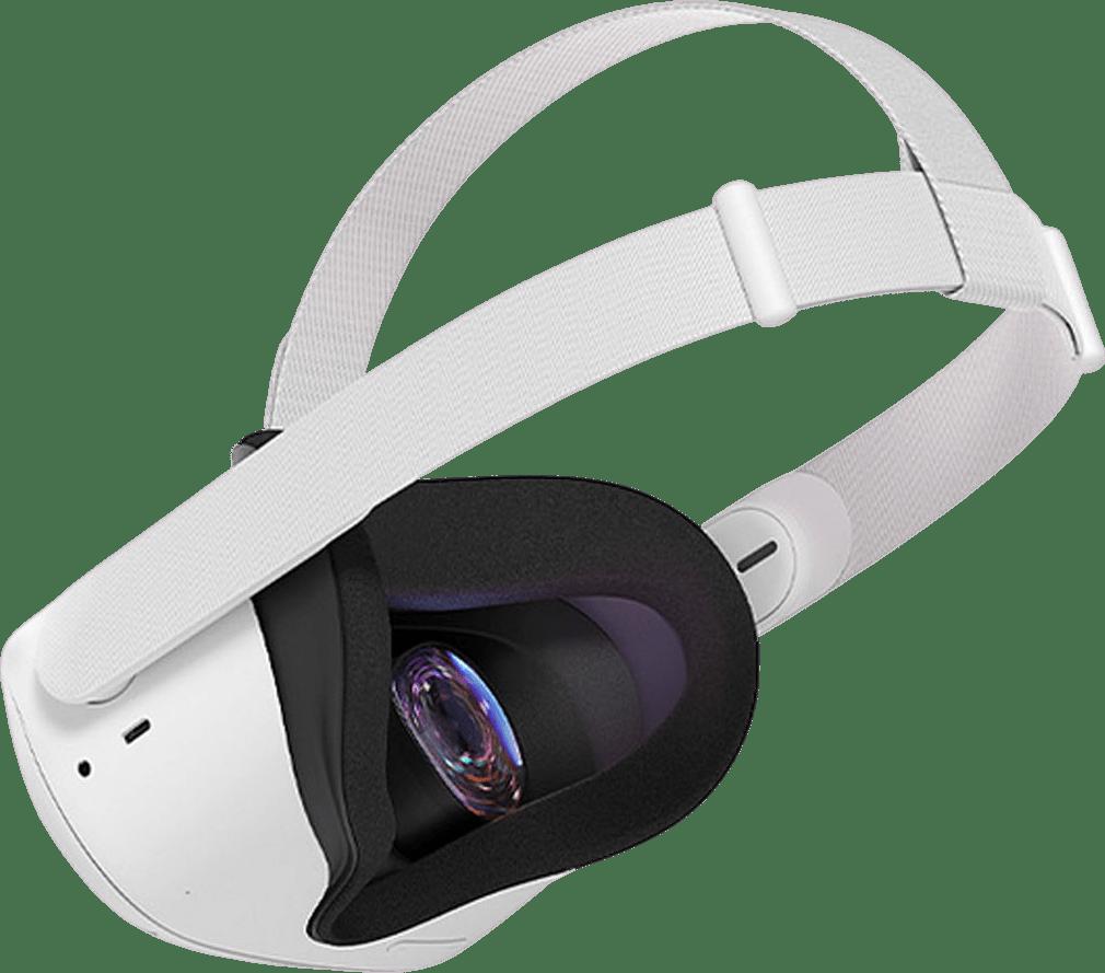Weiß Oculus Quest 2 Virtual Reality-Brille - 128GB.4