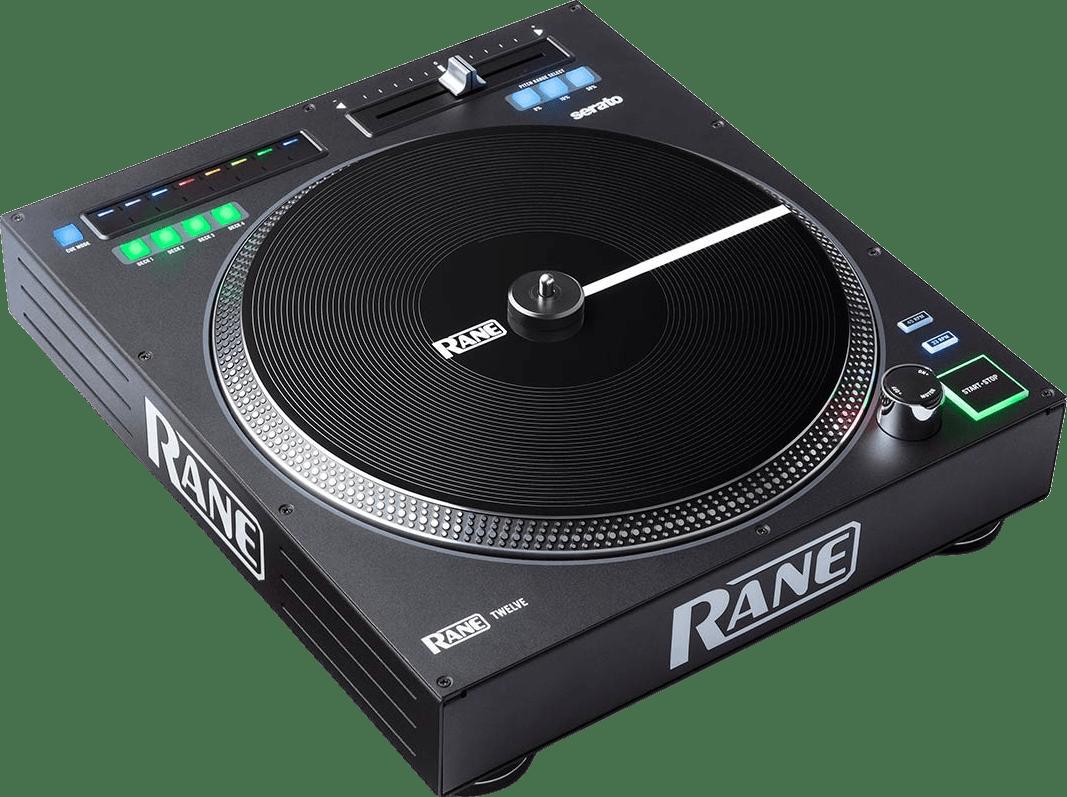 Black Rane 12 MKII Deck-Controller.1