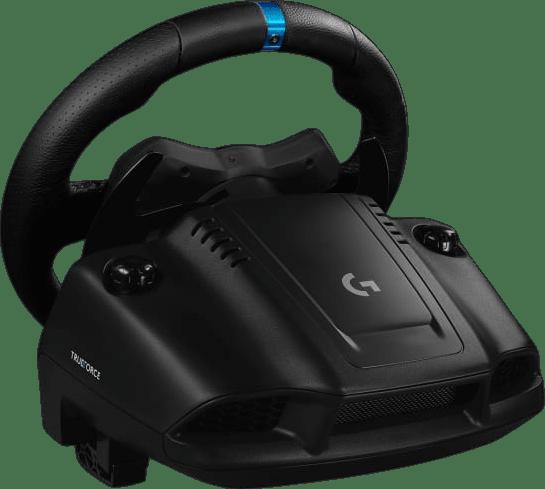 Black Logitech G923 Gaming Wheel (Playstation + PC).3