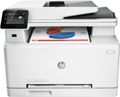 HP Color Printer LaserJet Pro MFP M277n