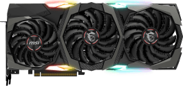 MSI GeForce® RTX™ 2080 Ti Gaming X Trio