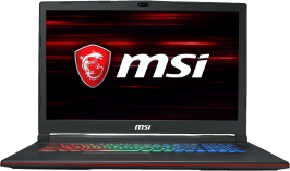 MSI GP73 8RE-041DE Leopard