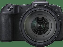 Canon EOS RP Body + RF 24 - 105mm IS USM Lens