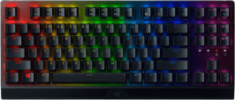 Razer BlackWidow V3 Tenkeyless - Green Switch Keyboard