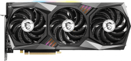 MSI GeForce RTX™ 3060 Gaming X TRIO 12G Graphics Card