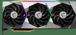 MSI GeForce RTX™ 3070 Ti Suprim X 8G Graphics Card