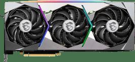MSI GeForce RTX™ 3080 Ti Suprim X 12G Graphics Card