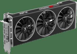 XFX Speedster MERC 319 Radeon RX 6700 XT Black Gaming Graphics Card