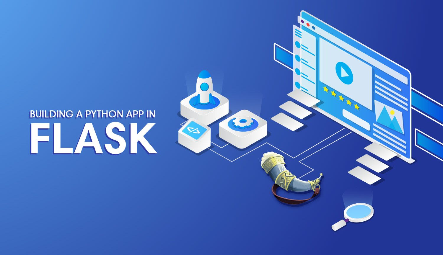 #Building Flask Apps