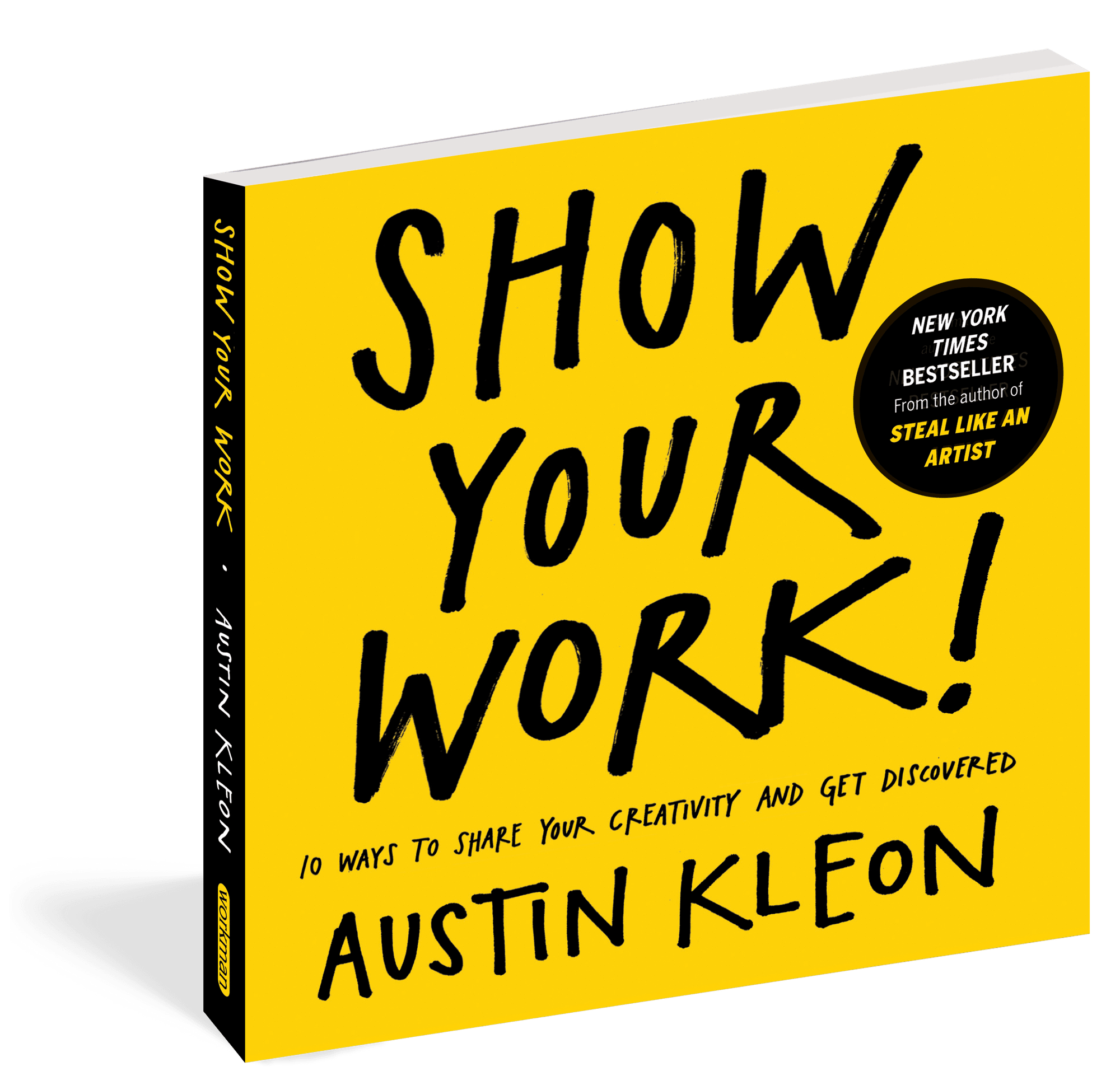 "The book ""Show Your Work!"""