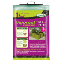 The Vigoroot Pots from Haxnicks
