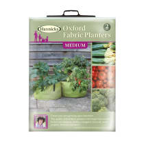 Oxford Fabric Planters - Medium (Pack of 2)