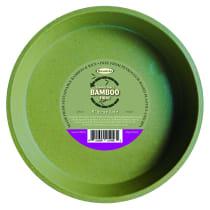 """Bamboo 8"""" Saucer - Sage Green"""