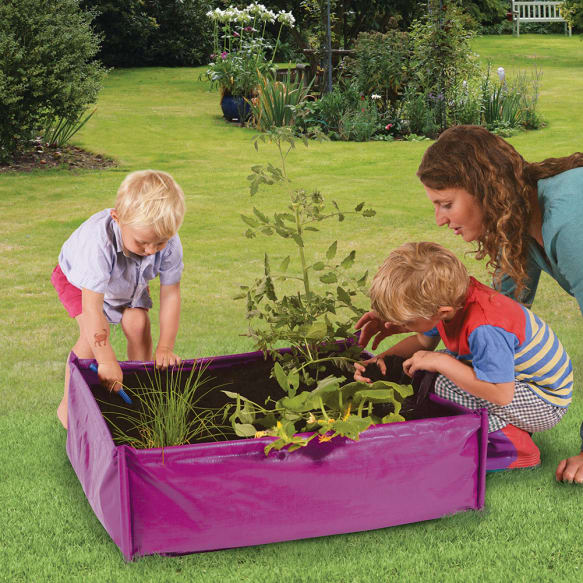 Children's Vegetable Patio Planter from Haxnicks