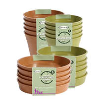 Bamboo Pots & Seed Trays from Haxnicks