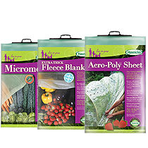 Plant Protection Fabrics & Hoops