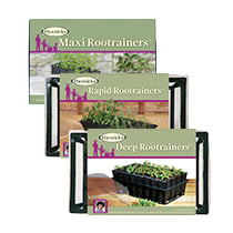 Rootrainers from Haxnicks