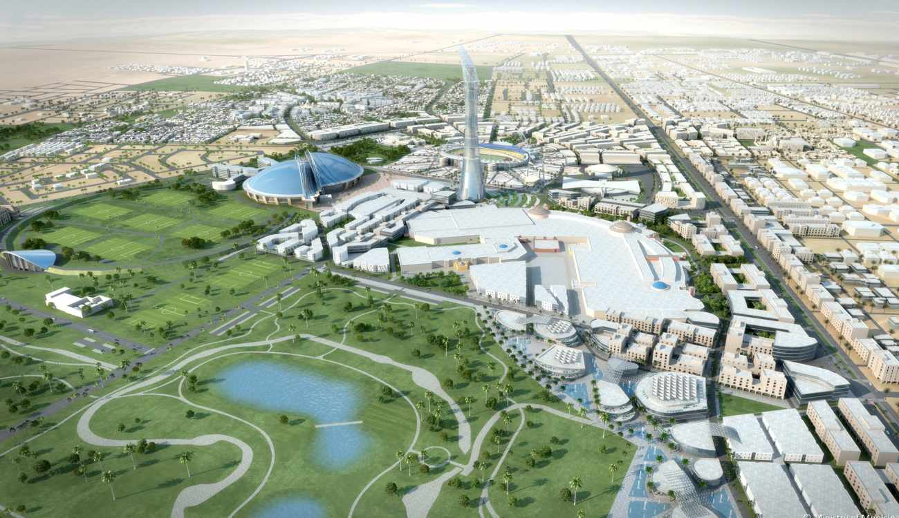 Qatar National Master Plan