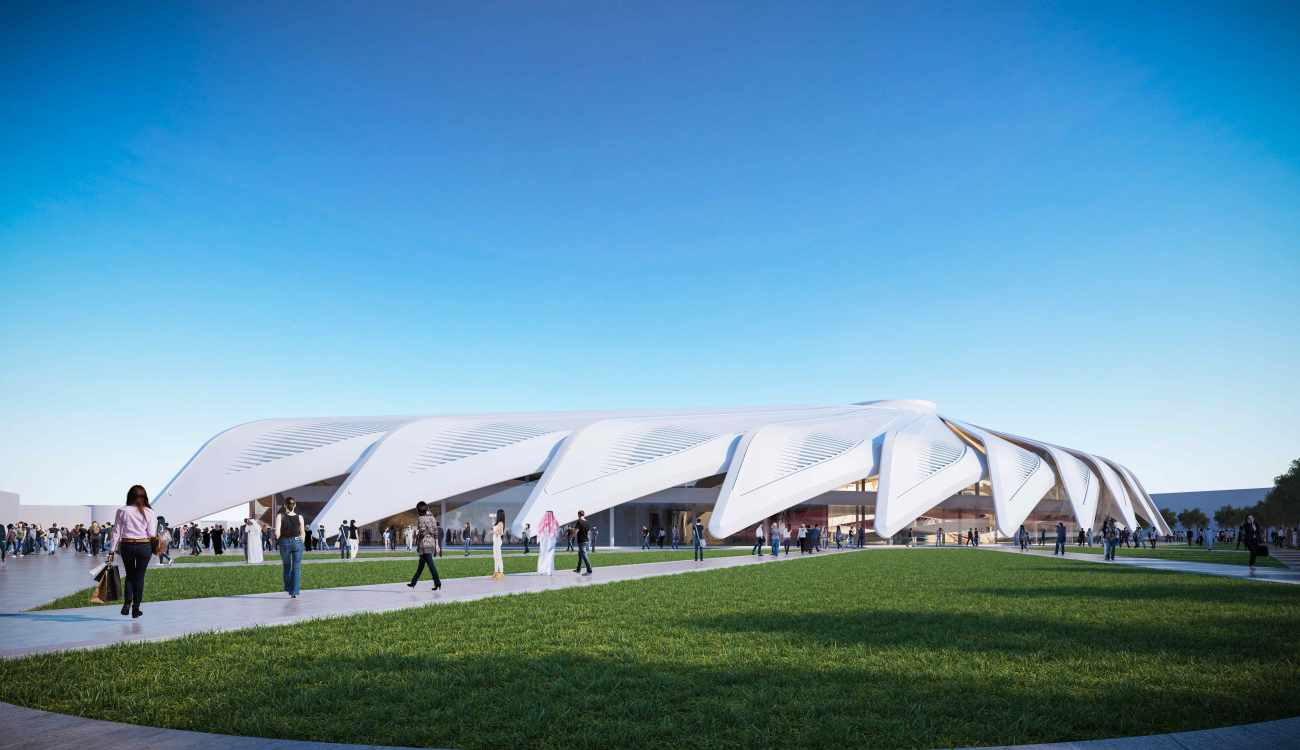 UAE Pavilion, Expo 2020