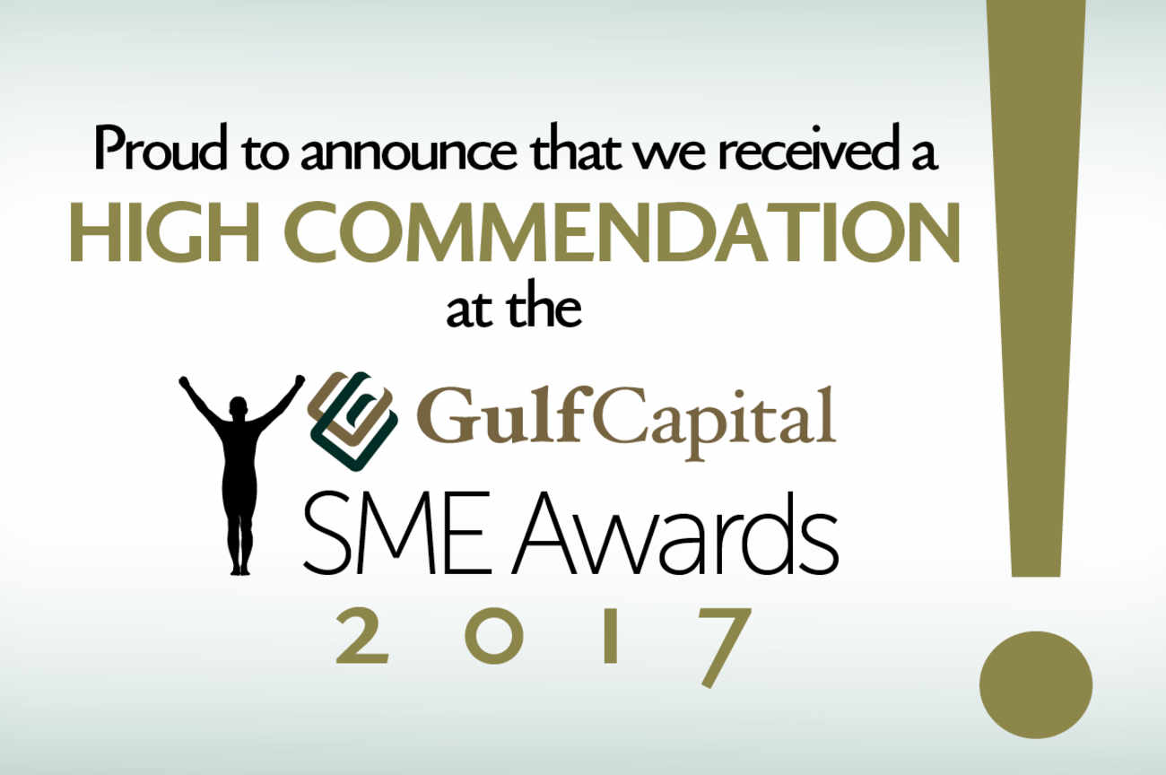 Place Dynamix highly commended at Gulf Capital SME Awards
