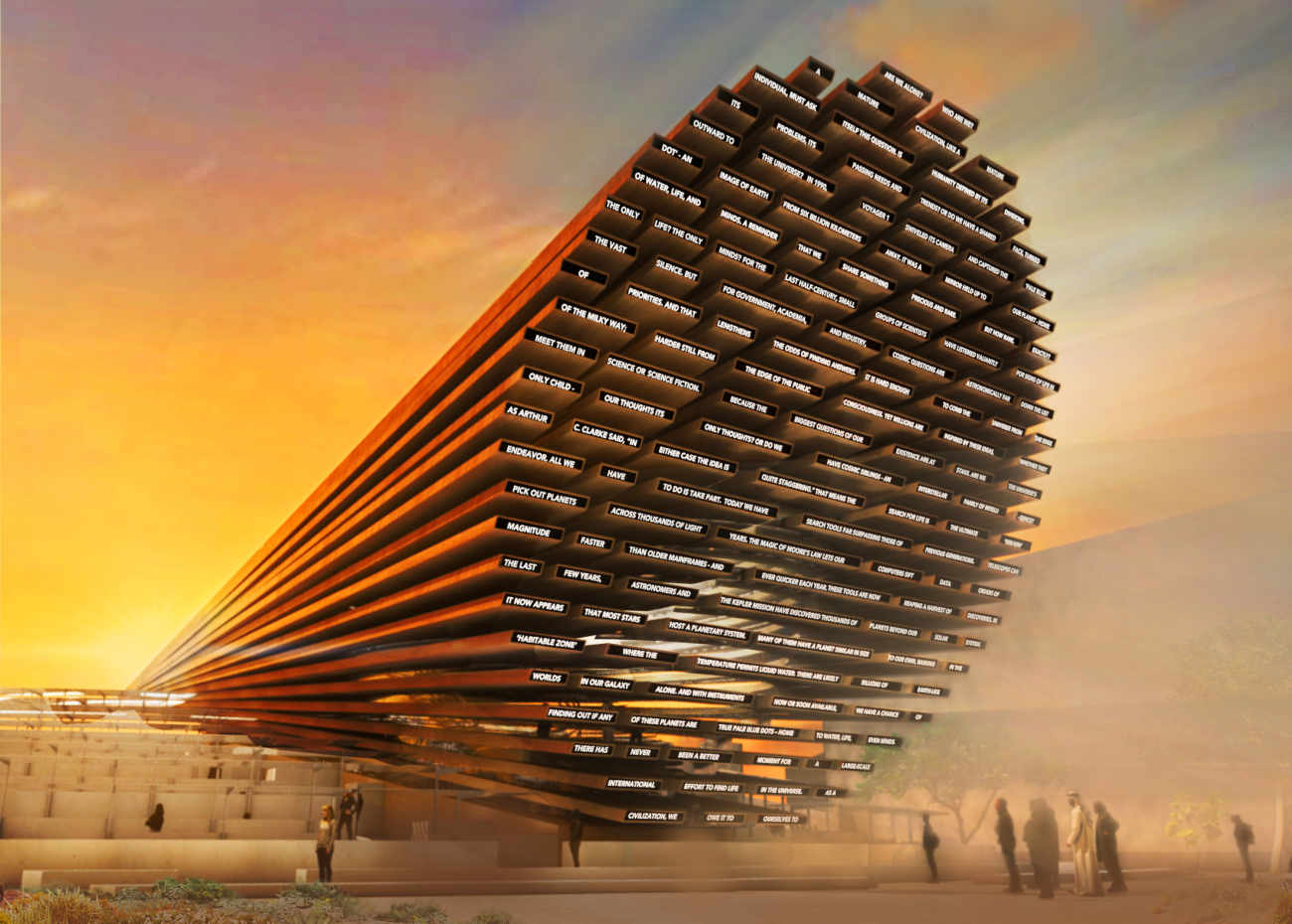 Place Dynamix join design team to create the UK Pavilion at Expo 2020