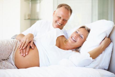Edad materna de riesgo ¿Que le puede pasar a mi bebé y a mi?