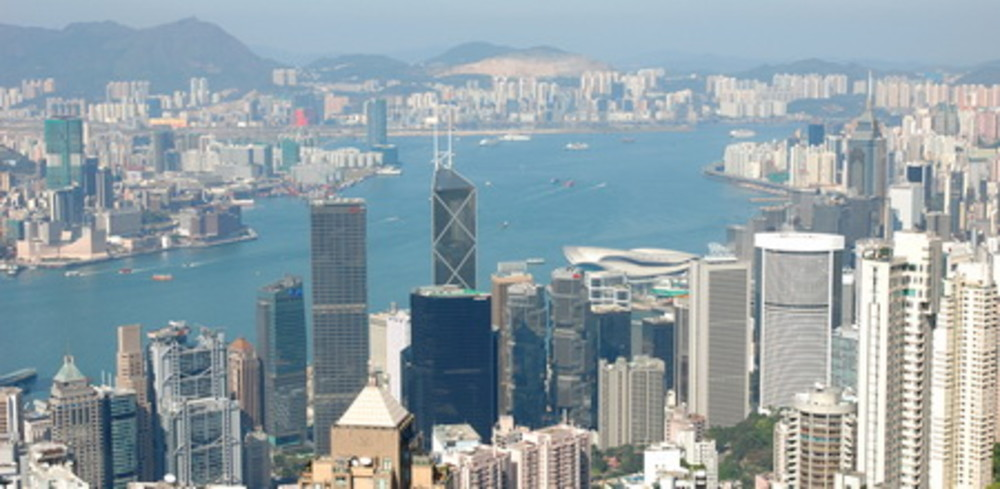 Why work in financial services in Hong Kong