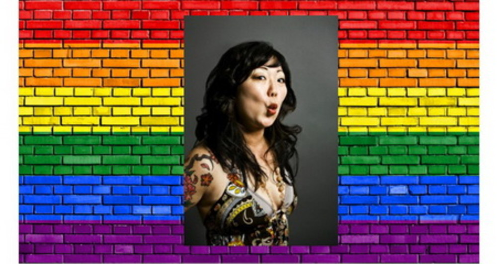 When Phil met Margaret – my interview with award-winning comedian and LGBT rights campaigner, Margaret Cho