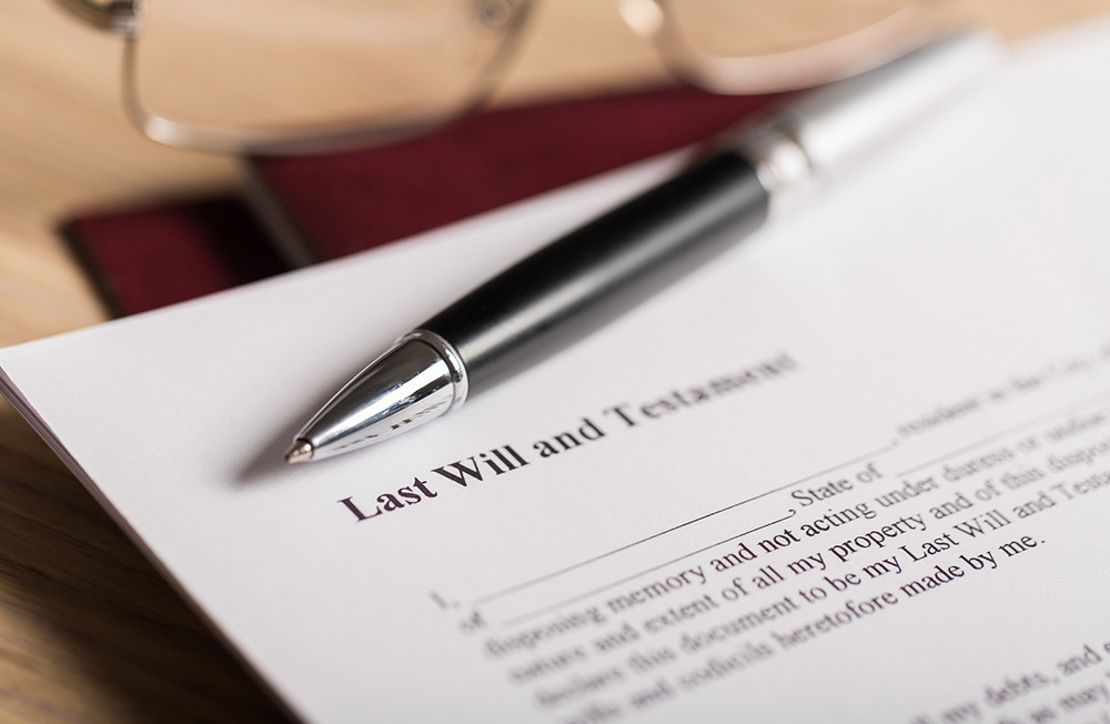 I work for the UN, should I have a will?