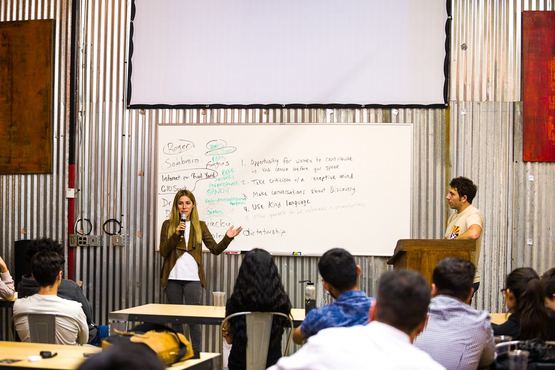 Startup Weekend Borderlands USA-MEX Online 2020: A one-of-a-kind bilingual, binational event