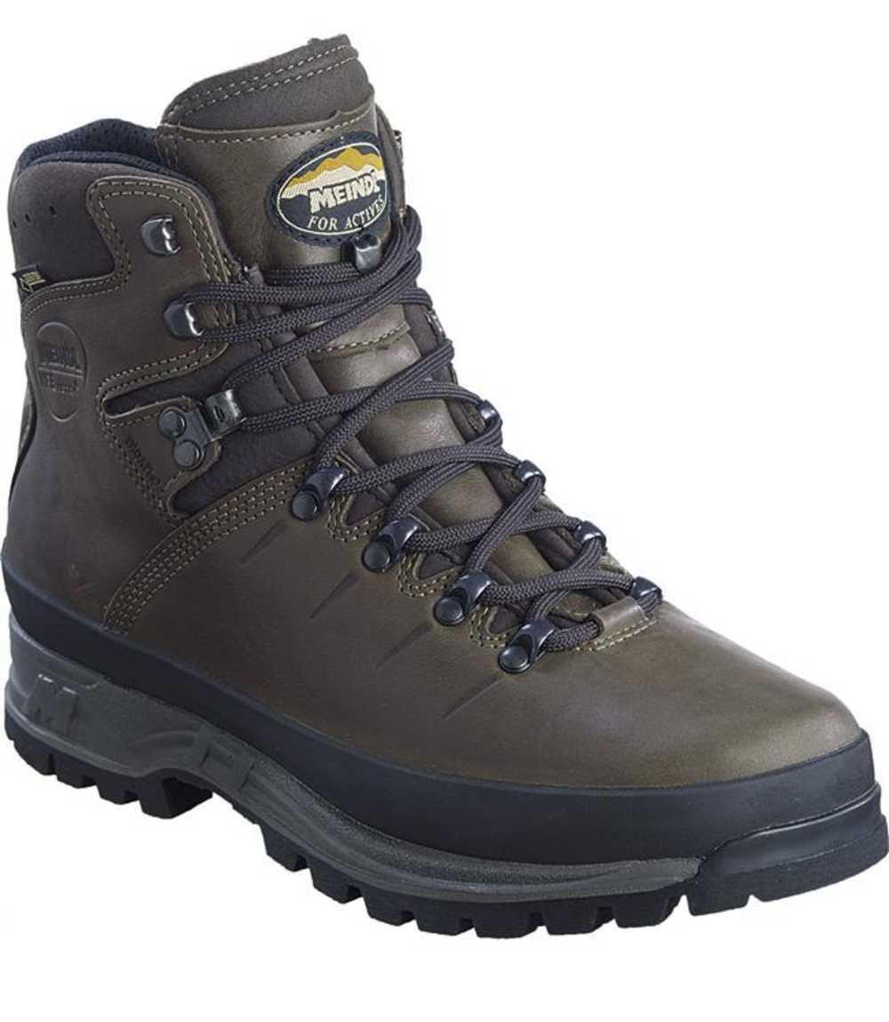 6f07cb440b3 Meindl Bhutan MFS GTX Waterproof Walking Boots - Dark Brown