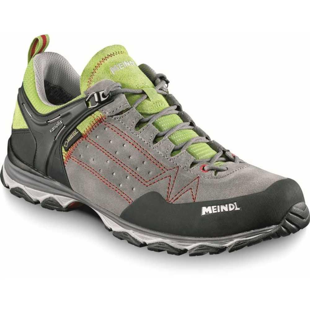 begrenzte garantie Verkaufsförderung heiße Angebote Meindl Ontario GTX Walking Shoes - Grey/Green