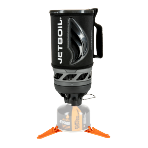Jetboil Flash Cooking System Fast Boiling Stove - Carbon