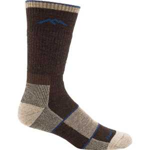 Darn Tough 1405 Hiker Boot Full Cushion Socks - Chocolate
