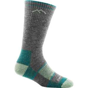 Darn Tough 1908 Womens Hiker Boot Full Cushion Socks - Slate